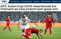 Báo châu Á tiếc cho ĐT Việt Nam sau trận mở màn Asian Cup 2019