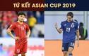 Việt Nam đấu Nhật Bản: Chàng David gặp người khổng lồ Goliath