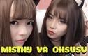 """""""Đào mộ"""" ảnh Misthy và Ohsusu thân thiết trước lùm xùm tình ái"""
