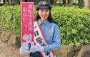 """Bất ngờ hot girl Việt là """"cảnh sát trưởng"""" ở Nhật Bản"""