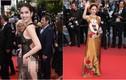 """Cùng dự Cannes, những sao này """"kín như bưng"""" vẫn đẹp hơn """"hở bạo"""" như Ngọc Trinh"""