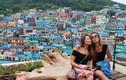 """Khám phá bí mật ở """"Santorini của Hàn Quốc"""" khiến giới trẻ phát sốt"""