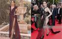 """Sửng sốt màn mặc đồ xuyên thấu của BB Trần nhằm """"đá xoáy"""" Ngọc Trinh tại Cannes?"""