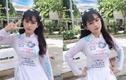 """Nữ sinh 10X bỗng dưng khiến CĐM """"say nắng"""" dù chỉ mặc trang phục này"""