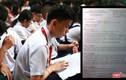 Quảng Ngãi: Đề thi Toán vào lớp 10 giống 50% đề thi thử