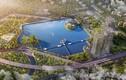Công viên và hồ điều hòa Cầu Giấy sẽ hoàn thiện vào năm 2020