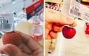 Trào lưu vào siêu thị rồi mua đúng 1 quả: Hay ho gì trò a dua?