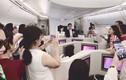 Cặp đôi Hà thành tổ chức đám cưới trên máy bay