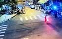 Người đấm vào mặt cảnh sát giao thông bij truy tố
