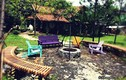 """""""Thả hồn"""" trong nhà vườn thơ mộng 3000m² như resort của nữ biên tập viên"""