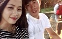 """Bạn gái Minh Vương khiến nhiều người xuýt xoa vì vẻ đẹp """"chanh sả"""""""
