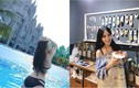 """Mặc bikini chụp ảnh dưới nước, hot girl Đài Loan bị ném đá vì lý do... """"lạ"""""""