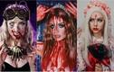 Mùa Halloween về, dàn beauty blogger trang điểm khiến dân mạng sợ xanh mặt