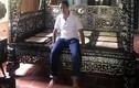'Vua' đồ cổ đất quít Tiều và chiếc giường trị giá 3 tỉ đồng