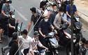 Clip cảnh sát nổ súng ngăn cuộc hỗn chiến ở TP.HCM