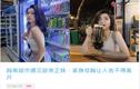 """""""Hot girl tạp hóa"""" xuất hiện trên báo Trung với những lời """"đường mật"""""""