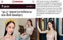 Hot girl gốc Việt bất ngờ được báo Thái khen nức nở vì điều này