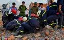 Sập tường KCN Giang Điền, 10 người tử vong: 5 giờ tìm nạn nhân