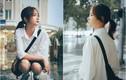 Trú mưa bị chụp lén, nữ sinh Thái Nguyên bất ngờ nổi tiếng MXH