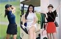 Khoe đồ hiệu xưa rồi, hot girl Việt sang chảnh phải đi chơi golf
