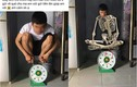 Dẫu biết hiểm họa, chàng trai liều mình nhờ dân mạng sửa ảnh giảm 10kg