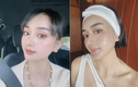 Khoe mặt mộc, hot girl phẫu thuật thẩm mỹ Việt khiến CĐM chết mê