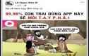Xôn xao nghi vấn hot TikToker Lê Bảo quảng cáo app 18+