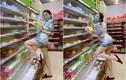 Mặc đồ ngủ đi siêu thị, hot girl Trâm Anh nhận phản ứng lạ
