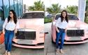 """Khoe Rolls-Royce hồng """"bánh bèo"""", bà Phương Hằng làm netizen choáng vì phát ngôn"""