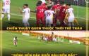 """Ảnh chế bóng đá: Oman đá phạt góc, đội tuyển Việt Nam """"nhức đầu"""""""