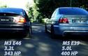 """BMW E46 M3 và E39 M5 """"Gà nhà so tiếng gáy"""""""