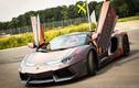 """""""Siêu bò"""" Lamborghini Aventador phiên bản Iron Man cực độc"""