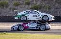 Xem anh em nhà Porsche đang làm xiếc trên đường đua?