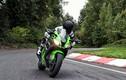 Siêu môtô Kawasaki Ninja ZX10-R 2016 phô diễn sức mạnh