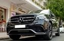 SUV Mercedes GLS63 giá 12 tỷ đồng lăn bánh tại TP HCM