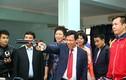 Chùm ảnh Bộ trưởng Nguyễn Ngọc Thiện bắn súng khai xuân