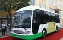 Việt Nam sắp có xe buýt chạy năng lượng mặt trời