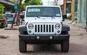 Xe địa hình Jeep Wrangler 2017 giá 4,2 tỷ tại Hà Nội