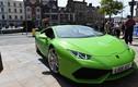 Siêu xe Lamborghini Huracan được cấp phép taxi tại Anh