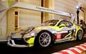 Siêu xe đua Porsche Cayman GT4 Clubsport tại Sài Gòn