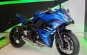 Cận cảnh Kawasaki Ninja 650 mới giá 218 triệu tại VN