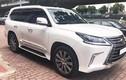"""Xe sang Lexus LX570 """"hàng lướt"""" giá 6,9 tỷ tại VN"""