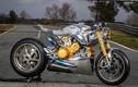 """Chi tiết siêu môtô Ducati 1199 độ cafe racer """"kịch độc"""""""