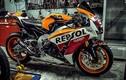 Dân chơi việt chi trăm triệu độ siêu môtô Honda CBR1000RR