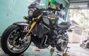 """Chi tiết siêu môtô Suzuki B-King """"độ khủng"""" tại Sài Gòn"""