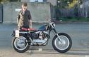 Hồi sinh môtô Harley-Davidson XLCH Sportster từ bãi rác
