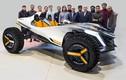 Xe Hyundai Dune Buggy concept Kite ra mắt tại Geneva 2018