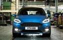 Ford ra mắt Fiesta ST phiên bản 2018 mạnh 197 mã lực