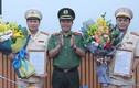 Hai tân Phó giám đốc Công an Hà Nội là ai?