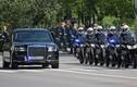 Siêu xe sang limousine chở Tổng thống Putin tại lễ nhậm chức